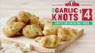 Carbs - Papa John's Garlic Knots
