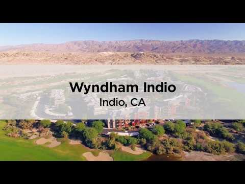 Indio CLUB WYNDHAM timeshare resort