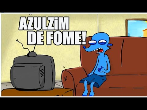 AZULZiM DE FOME- Suricate Seboso