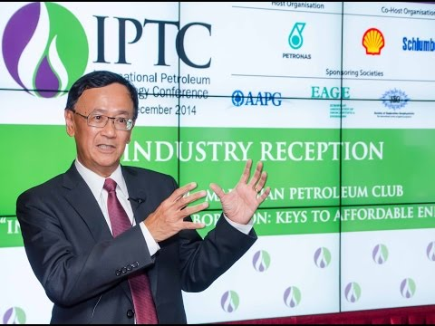Interview with IPTC Conference Co-Chairman, Dato' Wee Yiaw Hin of PETRONAS