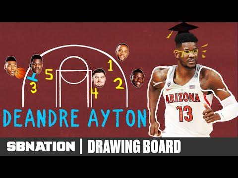 Arizona freshman Deandre Ayton declares for 2018 NBA draft