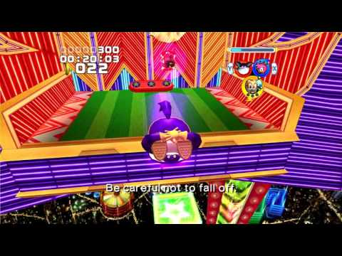 Sonic Heroes (GC) Team Rose Extra Missions A Rank