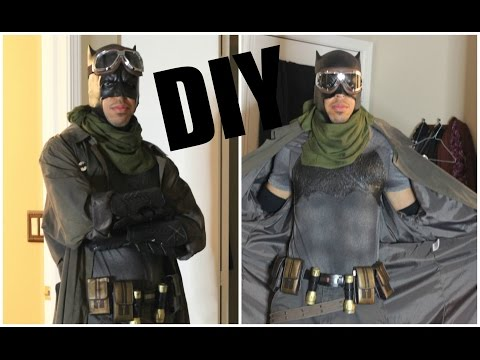 DIY Knightmare Batman COSPLAY / Halloween Costume