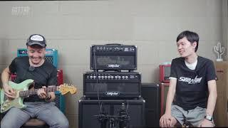 中国殿堂级Blues吉他手魏威老师演奏Fender Masterbuilt[引力波测评19-第103期]