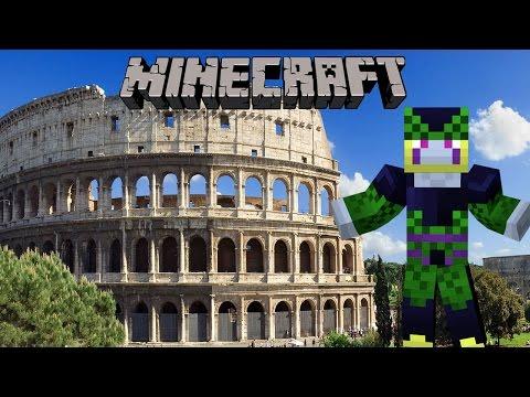 Minecraft ITA Ep 397 -  Il Colosseo
