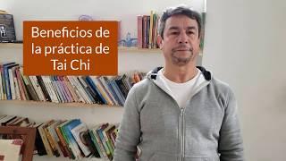 🔥 3 beneficios de la práctica de Tai Chi - Instructor de Tai Chi Felipe Morales
