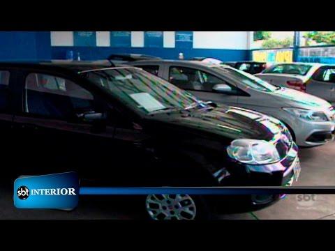 Crise provoca queda na venda de consórcios para carros usados