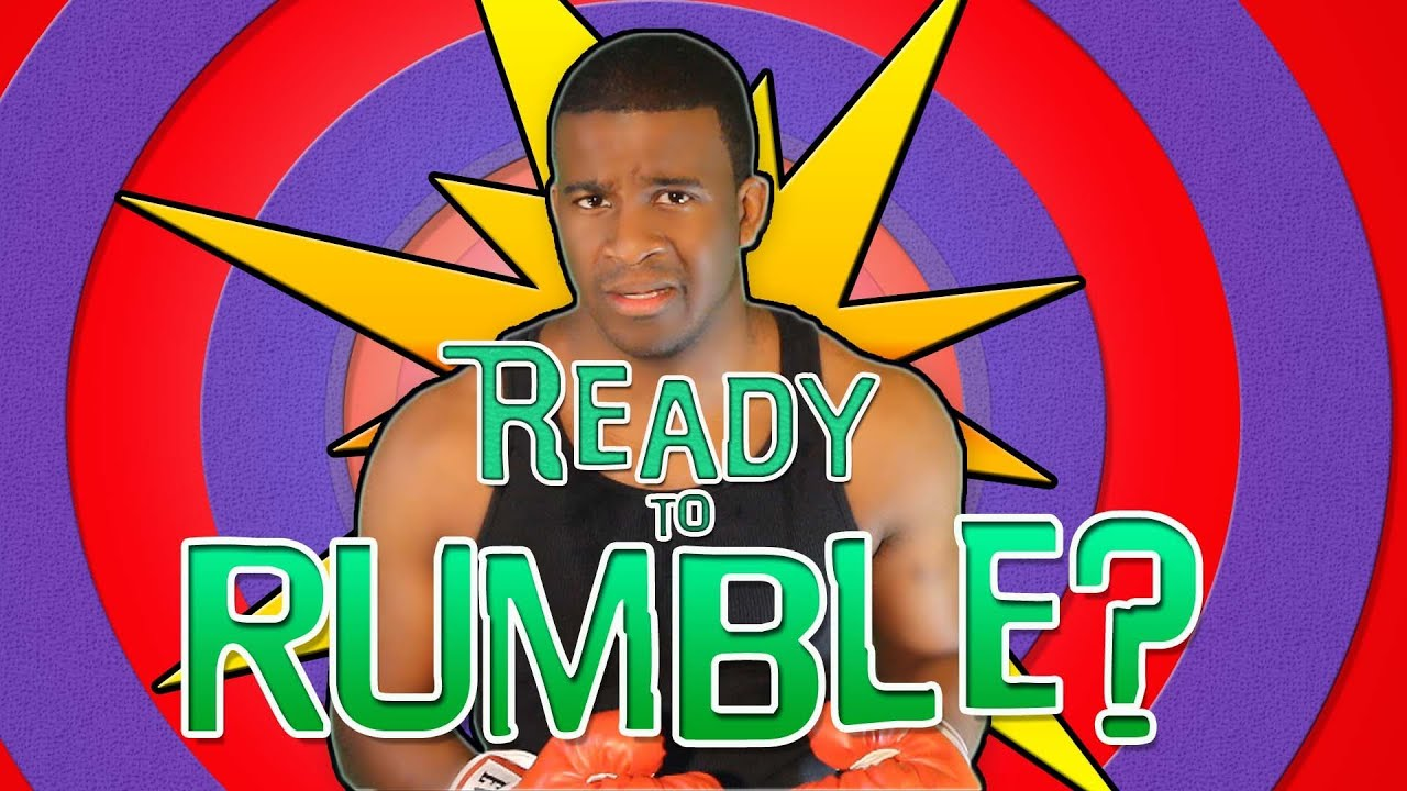 READY TO RUMBLE?! - YouTube