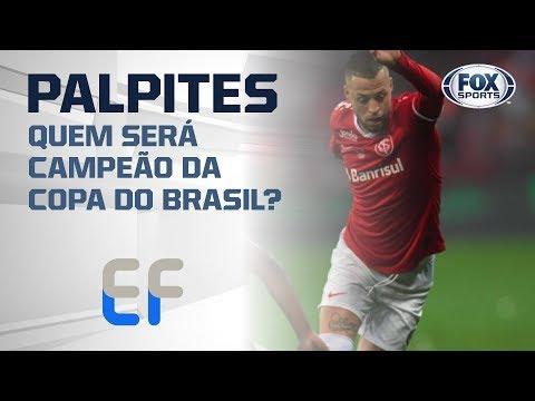 BOLÃO FOX: INTER X ATHLETICO-PR, QUEM SERÁ CAMPEÃO DA COPA DO BRASIL?