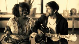 "Mela Machinko ""Brooklyn Blues"" (acoustic) ft. Paul Josephs"