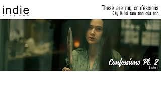 [vietsub+lyrics] usher - confessions, pt. ii