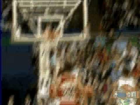 Michael Jordan drive and layup vs Dallas Mavericks - NBA Regular Season 1991/1992