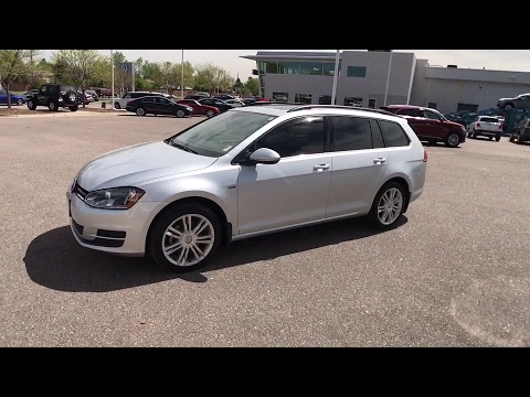 2016 Volkswagen Golf Fort Collins >> 2016 Volkswagen Golf Sportwagen Denver Aurora Lakewood Littleton