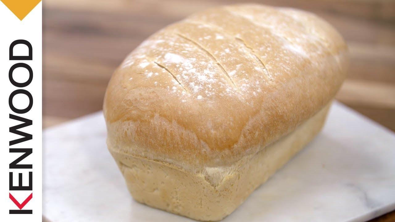 recette de pain avec le robot cuiseur kcook multi de kenwood youtube. Black Bedroom Furniture Sets. Home Design Ideas