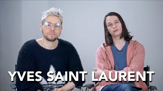 How to pronounce YVES SAINT LAURENT the right way