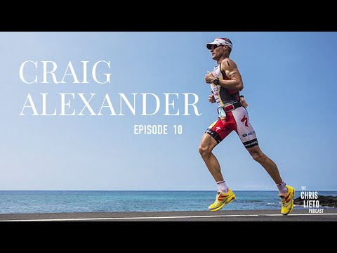 Craig Alexander: Overcoming Self Doubt to become an Ironman World Champion
