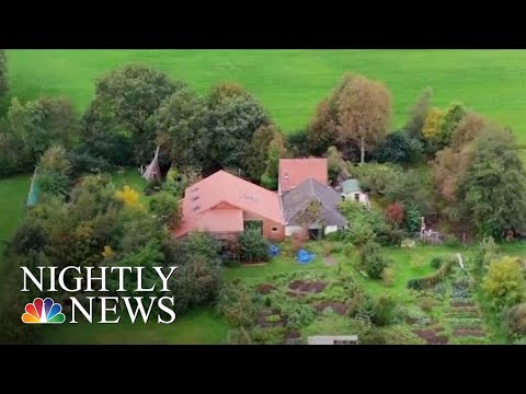 Police Investigating How 7 People Lived In 'Isolation' Deep In Dutch Countryside | NBC Nightly News