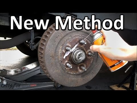 Thumbnail: How to Remove a STUCK Drum Brake