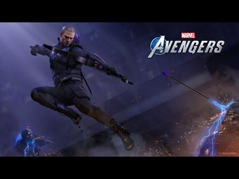 Marvel's Avengers | Hawkeye Tease