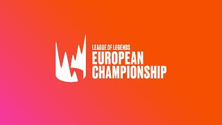 [PL] League of Legends European Championship Wiosna 2021 | W1D1 | TV: Polsat Games (kanał 16)