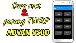 Cara root advan i5c plus 100%work.