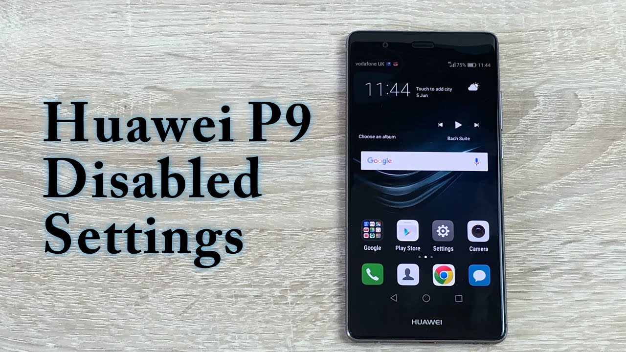 Huawei p9 disabled settings youtube ccuart Images