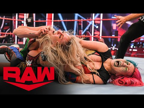 Asuka vs. Charlotte Flair – Raw Women's Championship Match: Raw, June 22, 2020