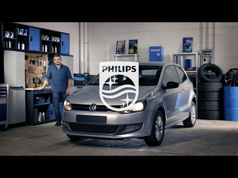 How to replace headlight bulbs on your Volkswagen Polo V