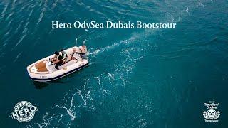 Erleben sie Dubais aufregendste Bootstour - HERO O...