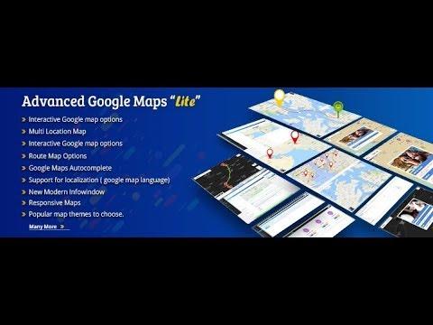 Advanced Google Maps Lite WordPress Plugin on hp advanced, bing advanced, huawei advanced, you are advanced,