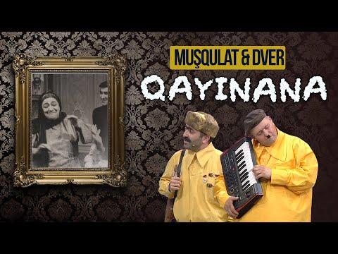 """Aşıq Muşqulat & Dver - """"A qayınana qayınana"""" - Həmin Zaur"""
