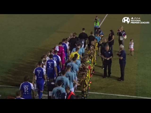 Round 5 - Sutherland Sharks vs Hakoah Sydney City East - PS4 NPL NSW Men's