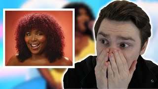 NEVER Listened to LIZZO - Reaction