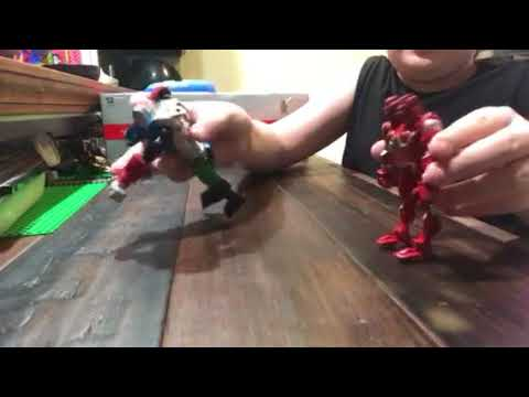 Real Steel Toy Robot Boxing Part Two