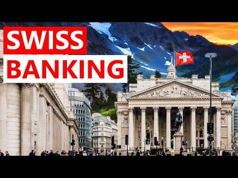 Why Rich People Love Swiss Banks?