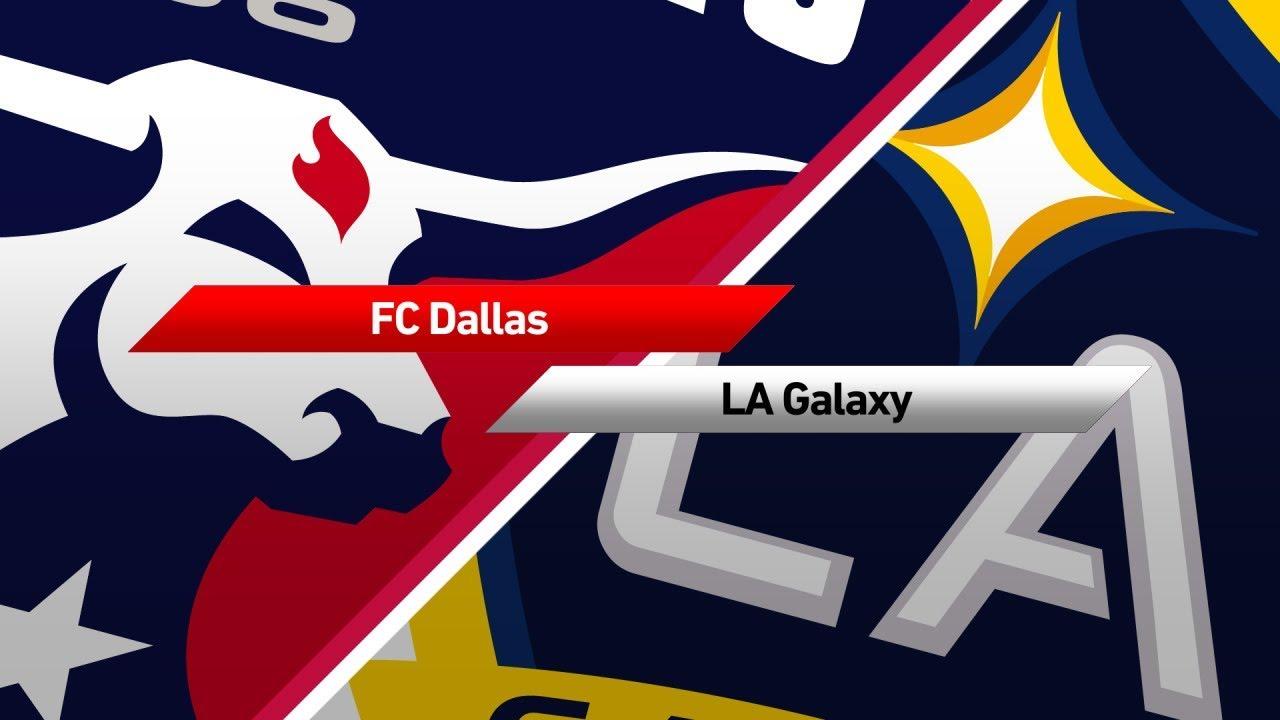 Highlights: FC Dallas vs. LA Galaxy | October 22, 2017