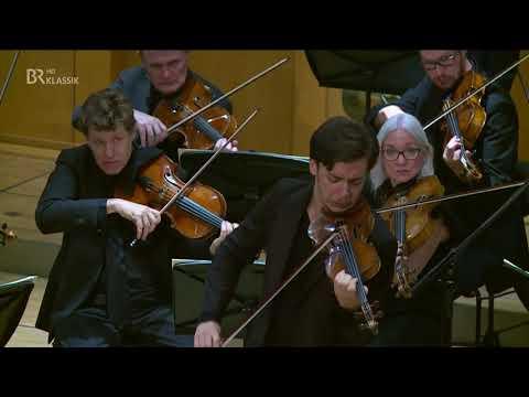 ARD-Musikwettbewerb 2017 Semifinale Violine - Andrea Obiso, Italien