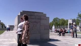 Washington DC | Столица Америки, Вашингтон.(Основные достопримечательности столицы США: белый дом, капитолий, памятник второй мировой войне, памятник..., 2016-05-01T23:22:05.000Z)