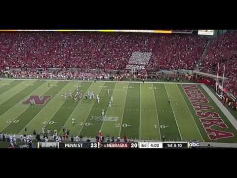 2012 - Penn State at Nebraska
