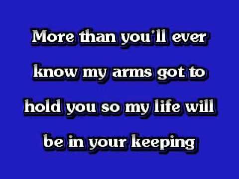 More - Bobby Darin (Karaoke)