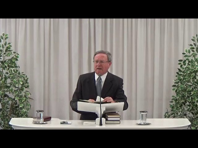 Γιώργος Χλιοπάνος 17-12-2017 | Ησαΐας ξβ' 1-5