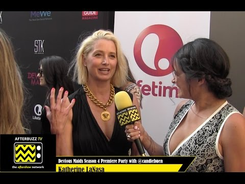 Katherine LaNasa  @ the Devious Maids Season 4 Premiere Party