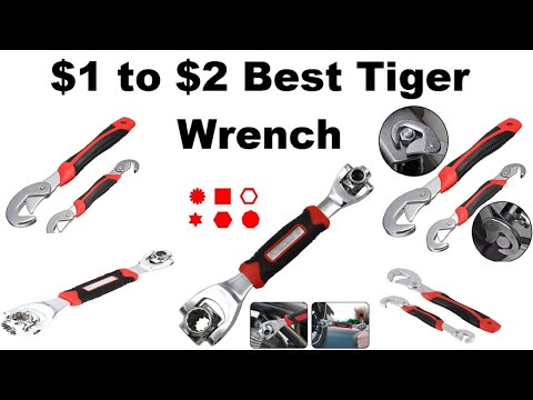1 To 2$ Best Tiger Wrench