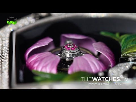 Richard Mille: Behind The RM19-02 Tourbillon Fleur