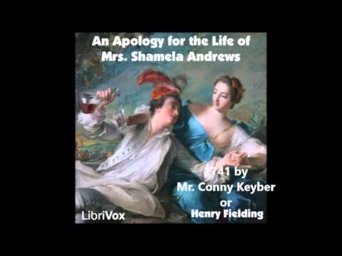An Apology for the Life of Mrs  Shamela Andrews 1741 Henry Fielding