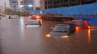 Rain Havoc: Flash Floods Kill 32 In Telangana; Heavy Rainfall In Pune And Mumbai