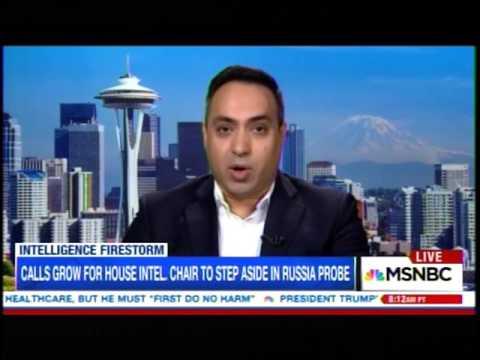 MSNBC Live with Chris Jansing - Naveed Jamali 28 March