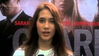 Belinda Camesi Senang Main Film dengan Bintang Kawakan