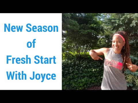 Fresh Start With Joyce New Season Trailer