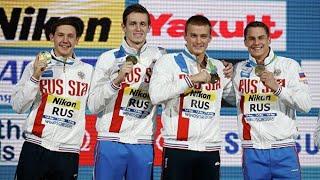 Сборная России вновь побеждает в эстафете теперь уже на Комбинированной 4х50 м